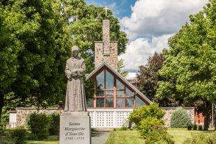 Ça bouge au sanctuaire Sainte-Marguerite-d'Youville de Varennes
