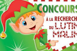 Concours « à la Recherche du Lutin Malin » à Saint-Amable jusqu'au 19 décembre