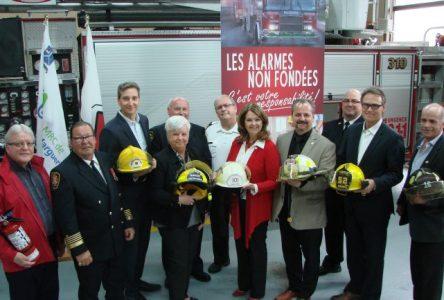 Plus de neuf alarmes incendie sur dix sont non fondées