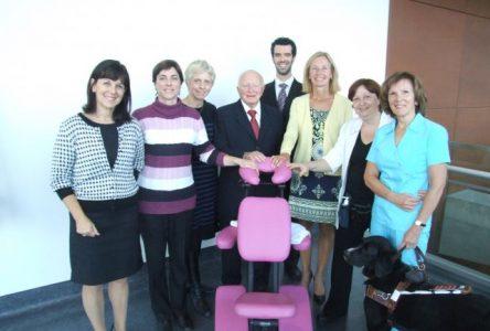Le service de massothérapie en oncologie se poursuivra