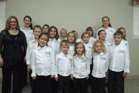 Les Petits chanteurs de Boucherville se retrouveront sur le mur d'écrans Mosaïque de la PDA