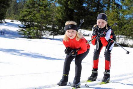 Du ski de fond au Club de golf de Boucherville