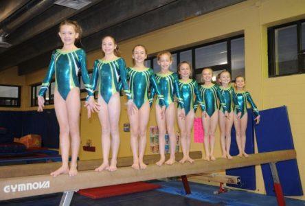 Boucherville accueillera la finale des Jeux du Québec régionaux en gymnastique pour filles