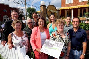 Un nouveau circuit patrimonial dans le secteur du Vieux-Village à Sainte-Julie