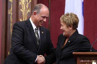 Stéphane Bergeron nommé ministre de la Sécurité publique et au Conseil du trésor