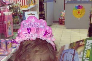 La petite princesse va mieux…et sa famille aussi!