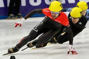 Deux médailles d'or aux épreuves individuelles pour Charles Hamelin