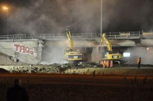 Bilan financier plus que positif de la reconstruction du viaduc de la sortie 102 à Sainte-Julie