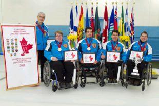 Boucherville accueillera le championnat canadien de curling en fauteuil roulant l'an prochain