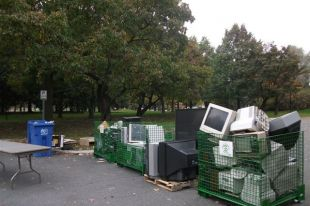 Plus de 22 tonnes d'appareils électroniques récupérés à Boucherville