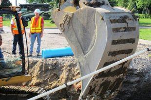 1 M$ pour régler les problèmes d'évacuation des eaux pluviales sur Thomas-Chapais
