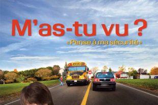 Le plus grand danger en transport scolaire se situe à l'extérieur de l'autobus