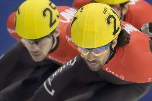 Les frères Hamelin sont prêts pour les Jeux olympiques de Sotchi!