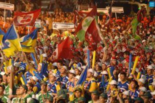 La Rive-Sud vise le podium parmi les régions en compétition!