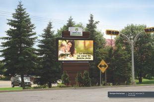 Sainte-Julie passe à l'ère de l'affichage électronique