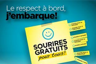 Une campagne de sensibilisation sur le respect à bord des autobus à Sainte-Julie