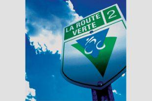 Début des travaux de prolongement de la Route verte à Verchères