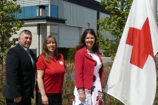 La Journée mondiale de la Croix-Rouge soulignée à Sainte-Julie
