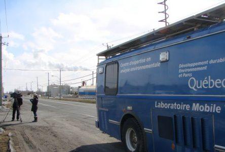 Le périmètre de sécurité a été levé et la situation revient à la normal chez Kronos à Varennes