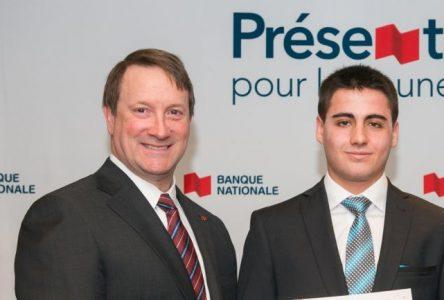 Deux athlètes de Longueuil obtiennent des bourses d'excellence
