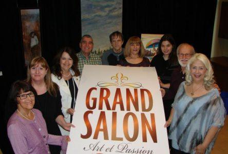 Le Grand Salon Art et Passion Sainte-Julie a 15 ans et ne cesse de grandir!