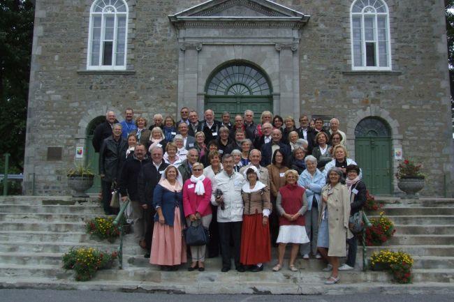 Une délégation de Mortagne-au-Perche accueillie chaleureusement à Boucherville