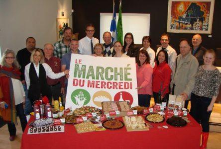 La population de Varennes aura aussi son marché public estival!