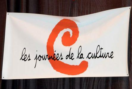 Partez à la découverte des Journées de la culture dans la MRC!
