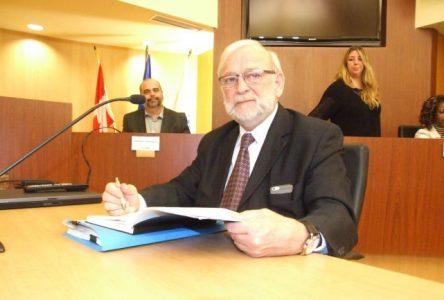 Le nouveau directeur général Roger Maisonneuve entre en fonction