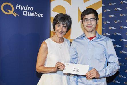 Le judoka Jacob Valois obtient une bourse