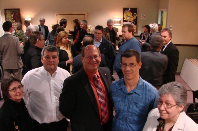 Près de 50 personnes pour la relance de l'Association des gens d'affaires de Sainte-Julie