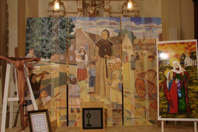 Trois jours de célébration en l'honneur de sainte Marguerite d'Youville