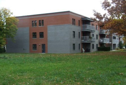 Projet de 38 logements sociaux à Boucherville