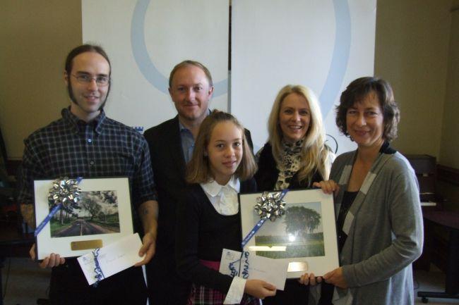 Dévoilement des gagnants du concours de photographie Hymne à la nature