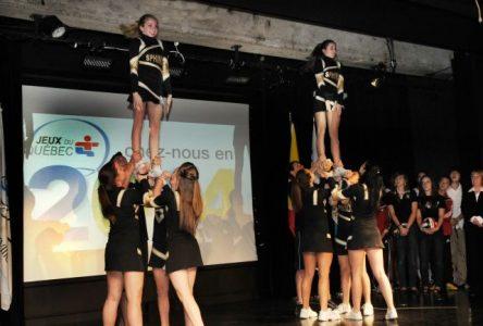 Mouvement d'appui pour favoriser la tenue des Jeux du Québec 2014 dans quatre municipalités de l'agglomération de Longueuil