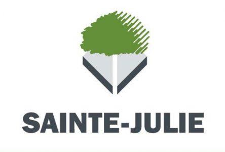 Sainte-Julie dans le peloton de tête des municipalités comparables