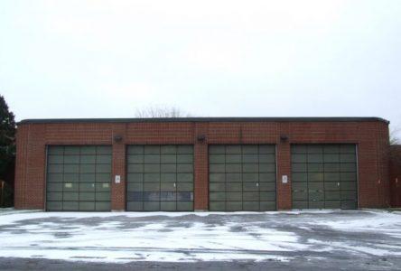 Boucherville aura une seconde caserne de pompiers en 2013