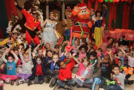5 000 personnes sont nourries grâce à la distribution de Noël d'Action Nouvelle Vie