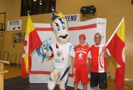 La délégation de la Rive-Sud se prépare pour les Jeux du Québec