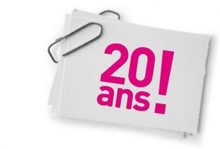 Entre Ailes Sainte-Julie fête ses 20 ans!