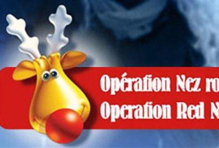 Une année record pour Opération Nez rouge Contrecoeur-Varennes!