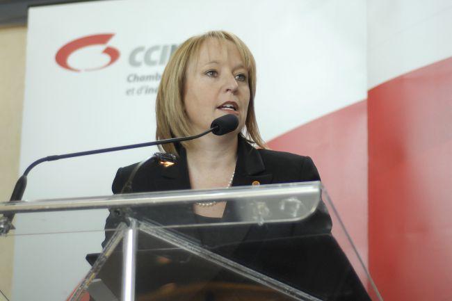 Caroline St-Hilaire réclame le statut de région administrative pour l'agglomération
