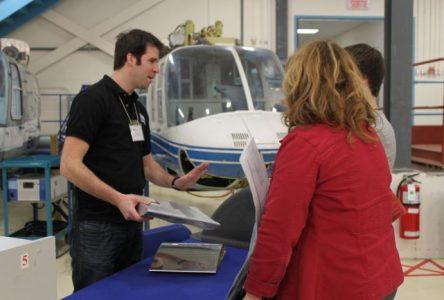 La journée portes ouvertes à l'École nationale d'aérotechnique attire plus de 600 visiteurs