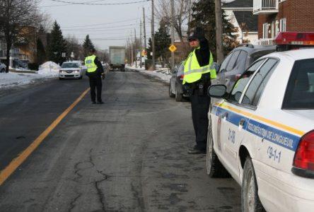 Une équipe de 18 policiers assignée à la sécurité routière