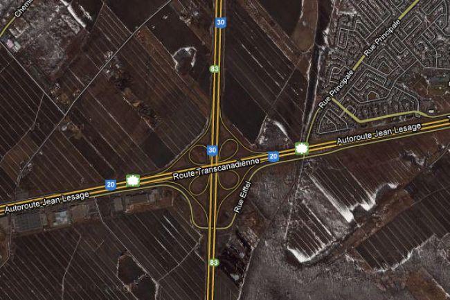 L'échangeur des autoroutes 20 et 30 sera réaménagé