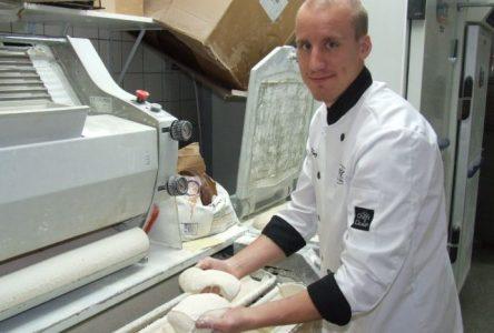 Sébastien Konzola choisi meilleur boulanger artisan du Québec