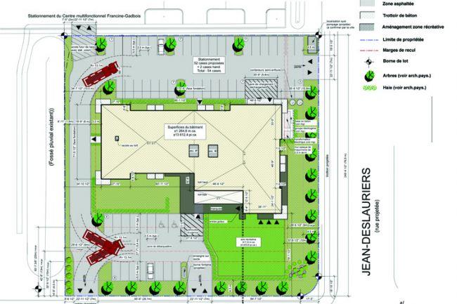 Un projet de coopérative d'habitation de 80 unités de