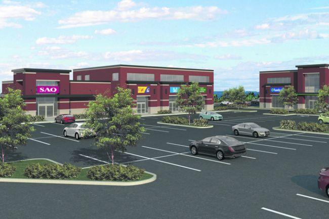 Un nouveau complexe commercial de 10 M$ sera construit à Boucherville