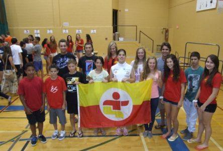 La délégation de la Rive-Sud en route pour les Jeux du Québec