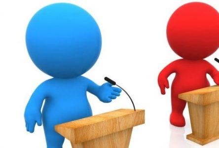 Pas de débat mais une rencontre avec les candidats dans Verchères